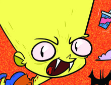 Bart (Treehouse of Horror)