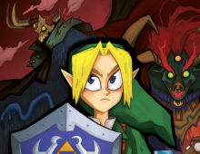 Legend of Zelda: Adult Link