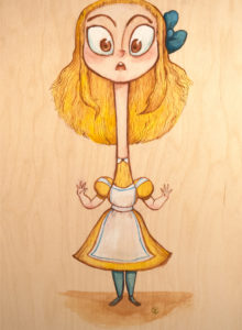 Fig. 2: Tall Alice